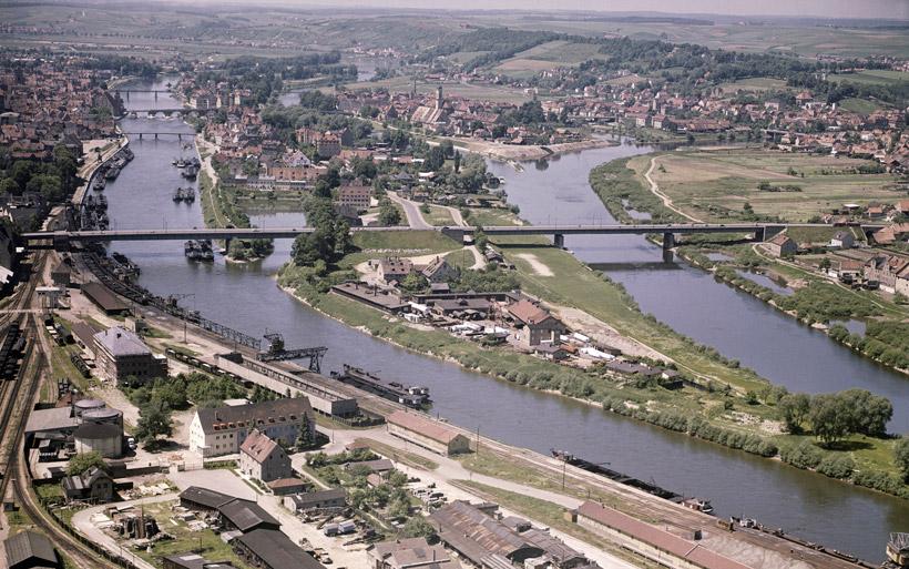 Unterer Wöhrd Regensburg